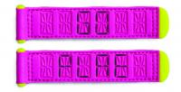 Plae Tabs - LCD Neon Pink