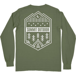 Summit Alpine Long Sleeve Tee