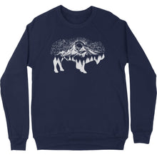 Load image into Gallery viewer, Mountain Bison Sweatshirt