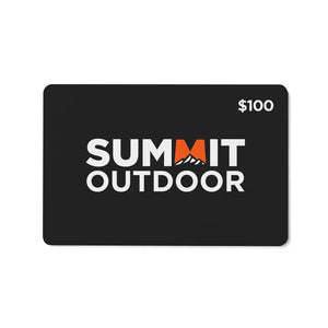 Gift Card - Summit Outdoor Co.