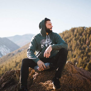 Mountain Bison Hoodie - Summit Outdoor Co.