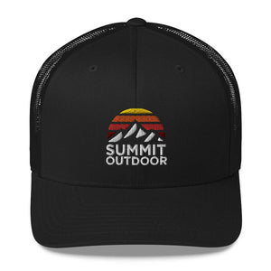 Summit Sunrise Trucker Hat - Summit Outdoor Co.
