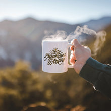 Load image into Gallery viewer, The Mountains Are Waiting Mug - Summit Outdoor Co.