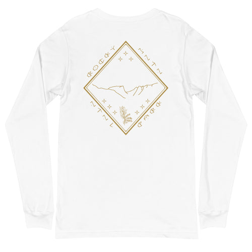 Rocky Mountain National Park Long Sleeve Tee