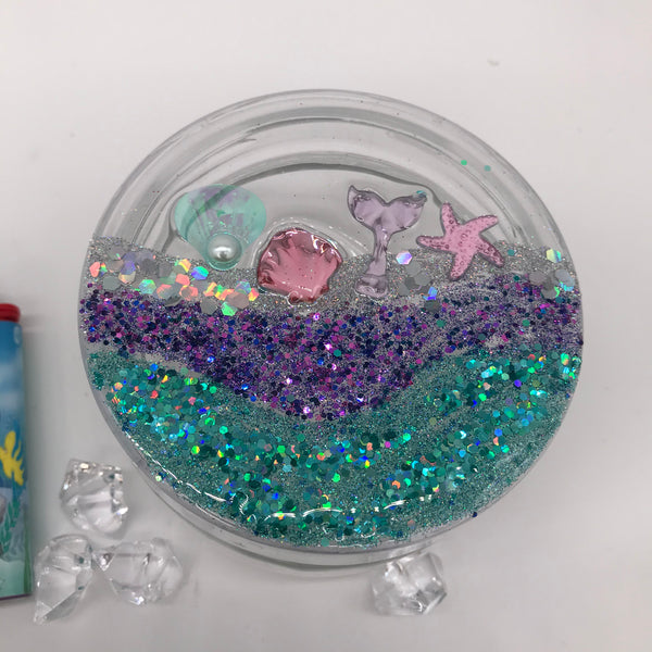 Real Mermaids Rolling Tray Set
