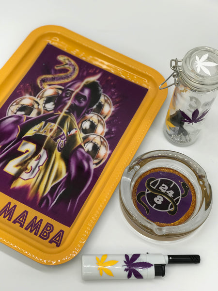 24/8 Kobe Bryant Tray Set