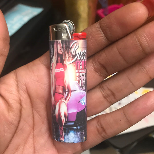 Custom Lighter