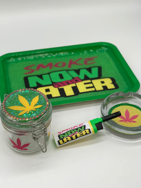 Now and Later Tray Set