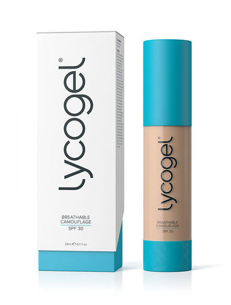 Lycogel Breathable Camouflage - 20ml SPF30