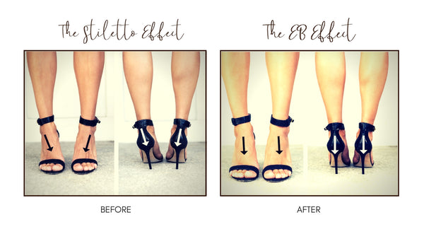 THE STILETTO EFFECT V'S EB EFFECT