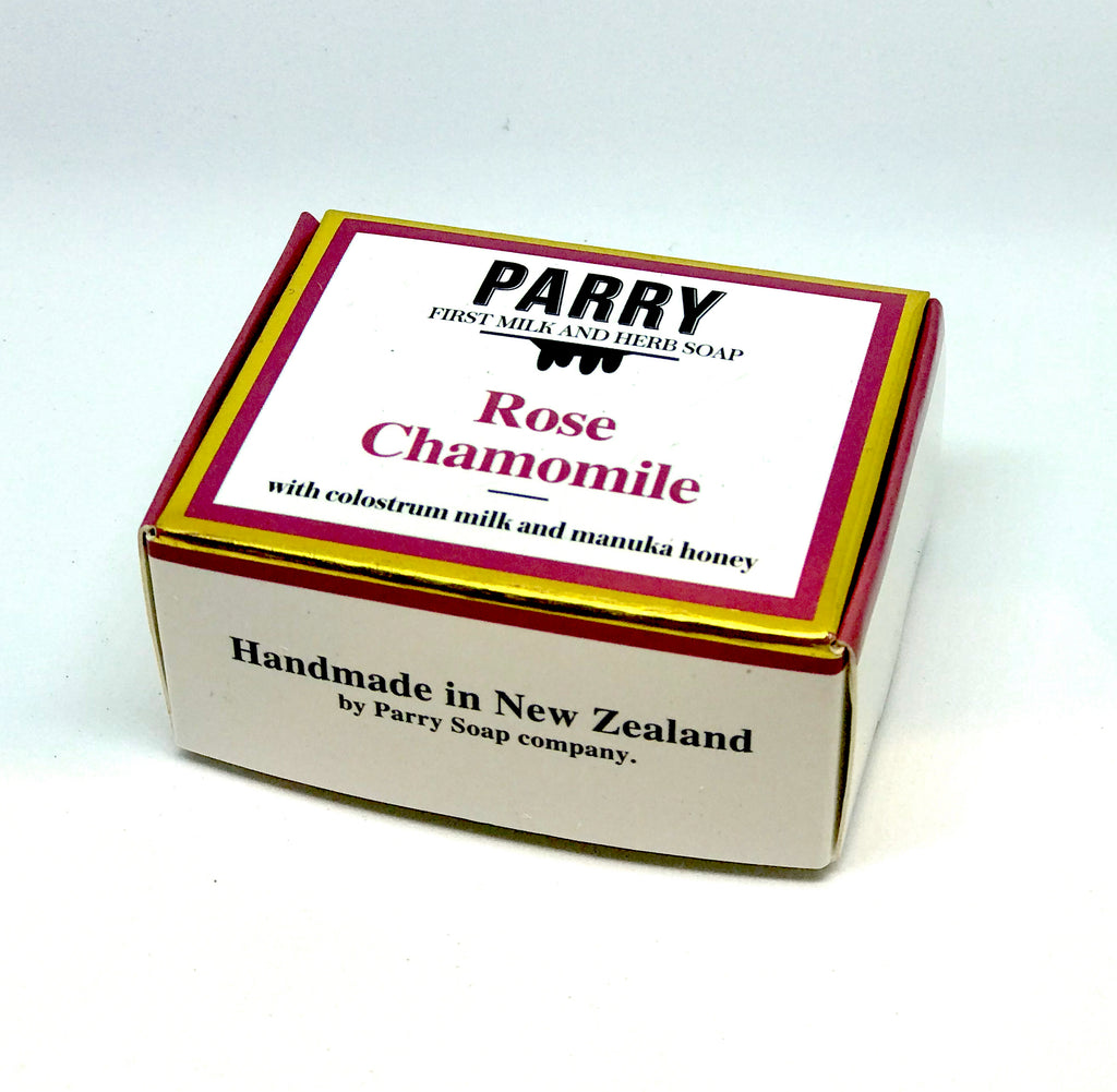 Premium Rose & Chamomile Soap