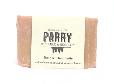 Rose & Chamomile - Parry Soap, New Zealand
