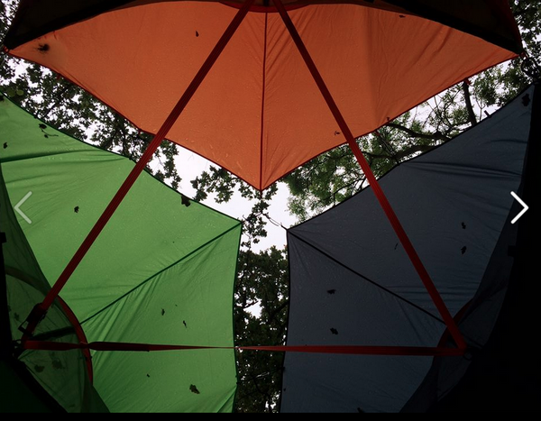 TRILOGY SUPER TENT