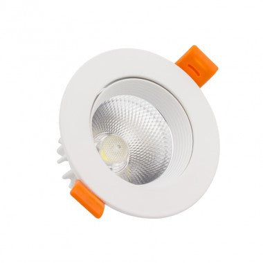 Faretto da incasso LED Orientabile 15W