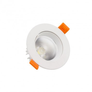 Faretto da incasso LED Orientabile 7W