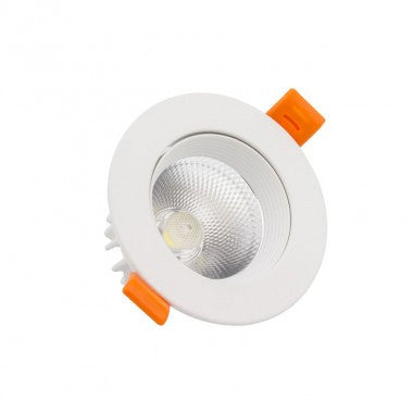 Faretto da incasso LED Orientabile 9W