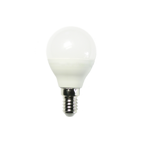 Lampada LED E14 6W Mini globo