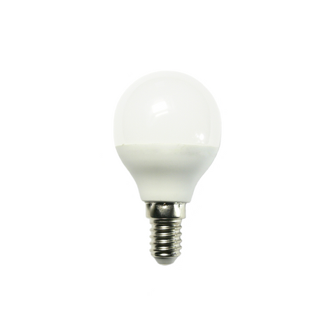 Lampada LED E14 7W Mini globo