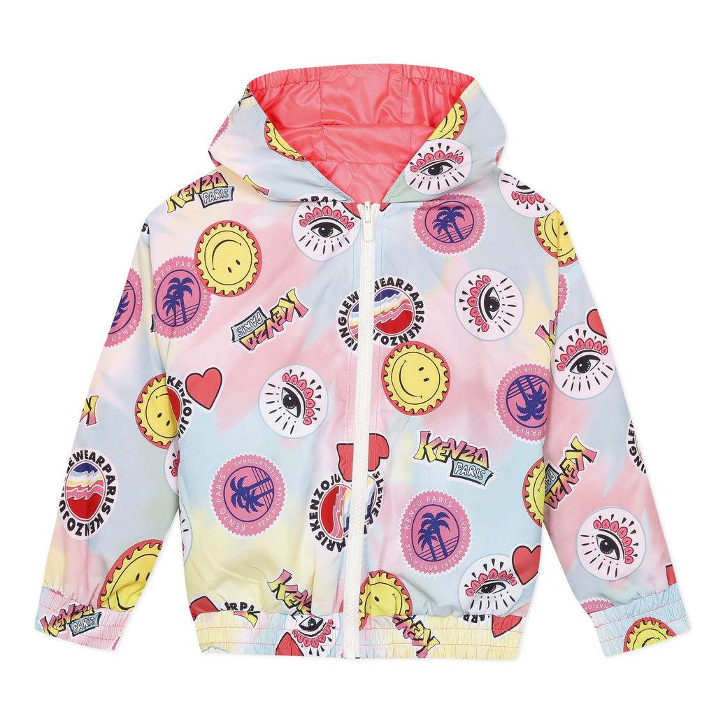 Kenzo Summer Girls Cali Party Reversible Jacket - Scarlett's Bowtique
