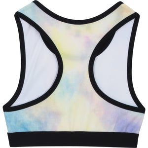 Rainbow Sport Crop Top