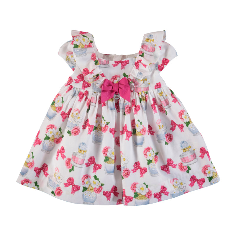 Mayoral Summer Toddler Perfume Occasion Dress - Scarlett's Bowtique