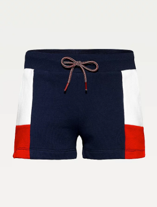 Tommy Colour Block Shorts