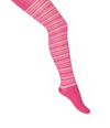 Mim-Pi Pink Striped Tights - Scarlett's Bowtique
