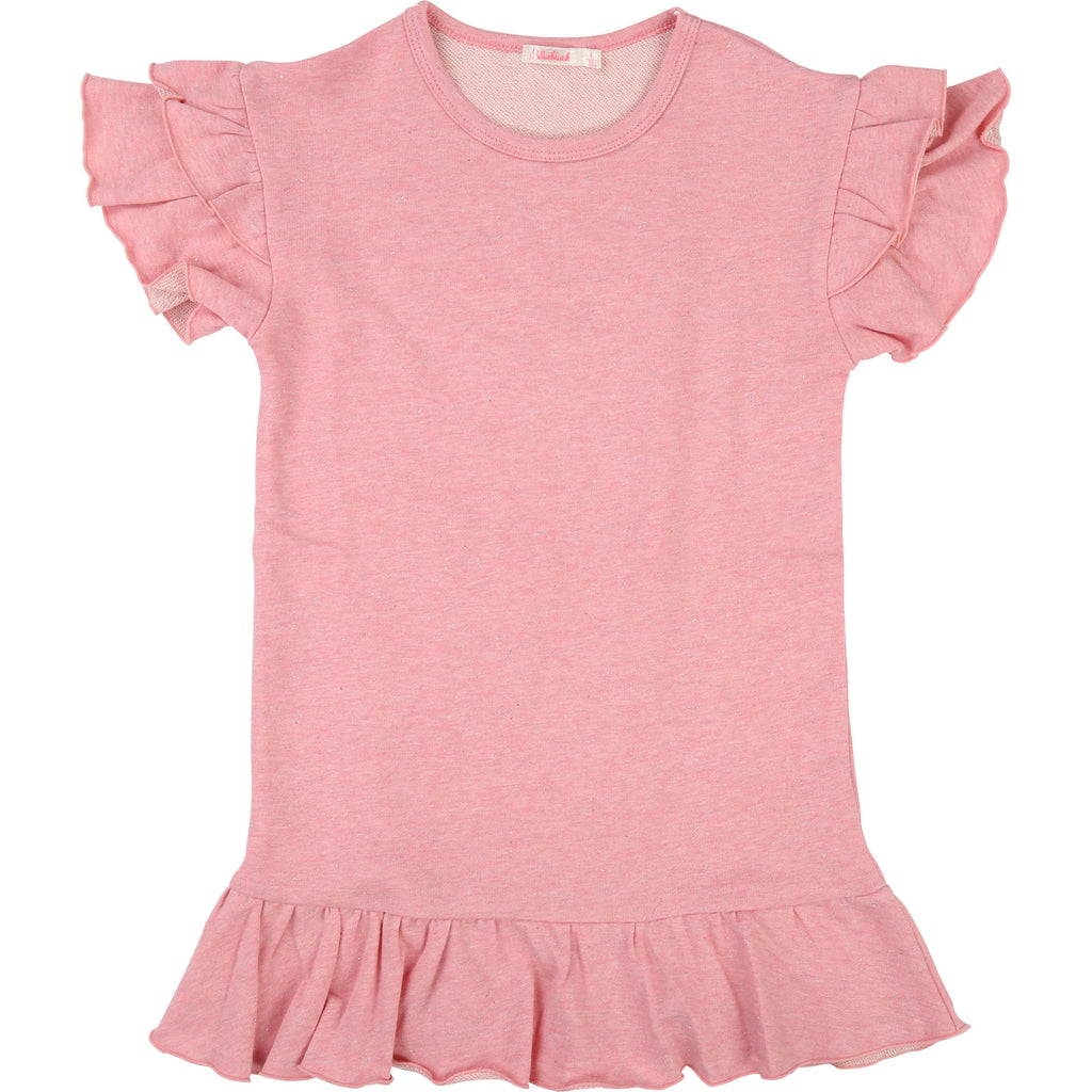 Billieblush Summer Girls Pink Sweater Dress - Scarlett's Bowtique