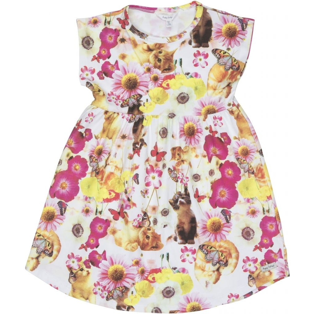 Happy Calegi Cute Cats Dress