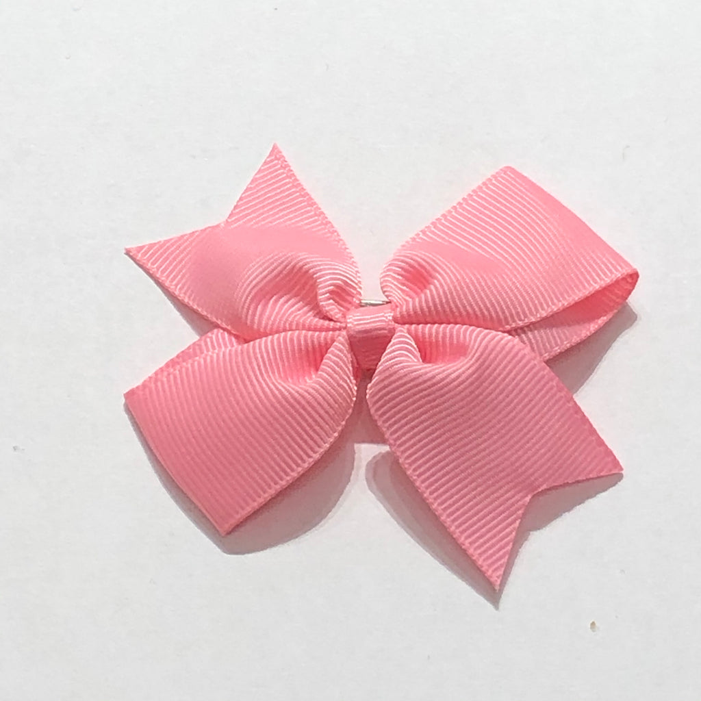 "Scarlett's Bows Candy Floss Grosgrain 2"" Bow"
