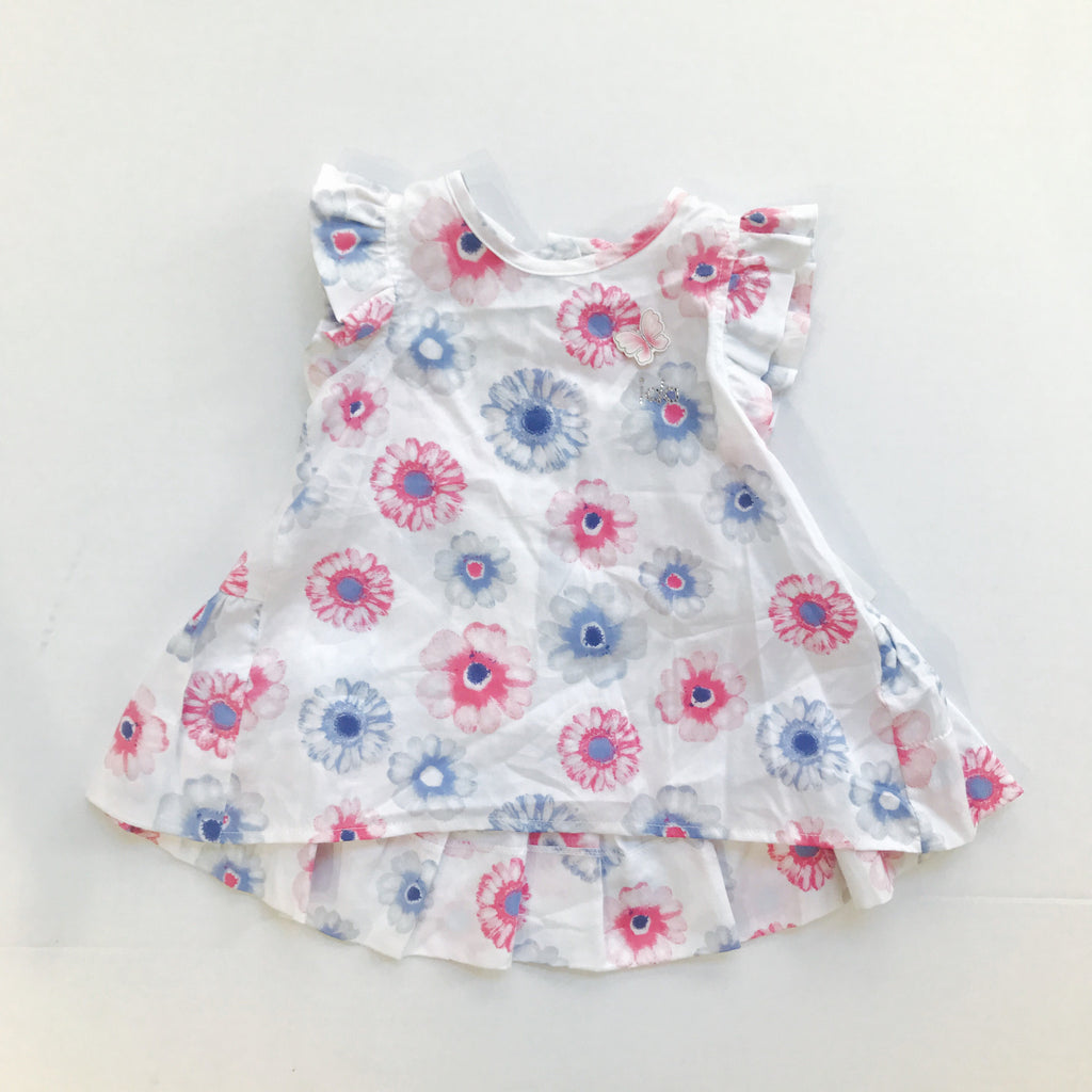 iDO Baby Girls Flower Dress - Scarlett's Bowtique