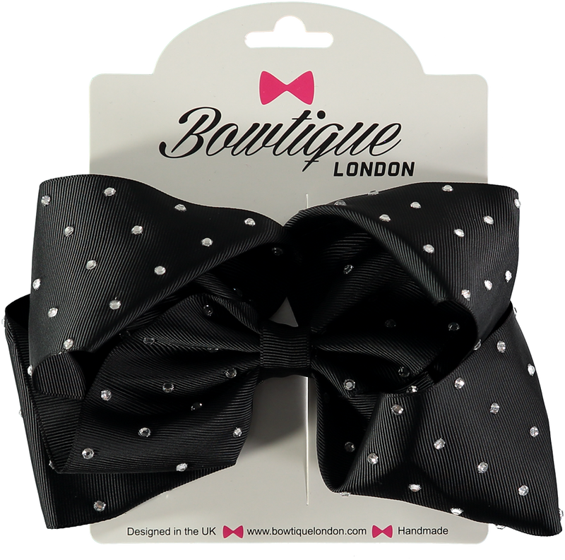 London Bowtique Black 4