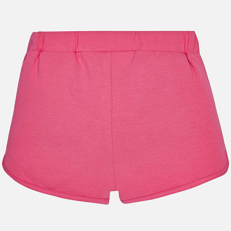 Mayoral Girls Toddler Pink Jersery Shorts - Scarlett's Bowtique