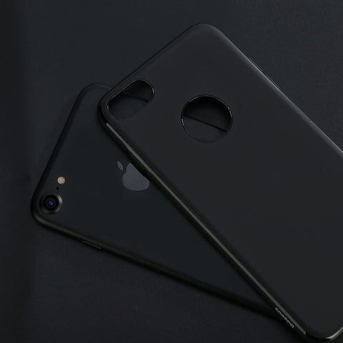 iPhone 7, 7 Plus Ultra-thin Silicone Cover Case