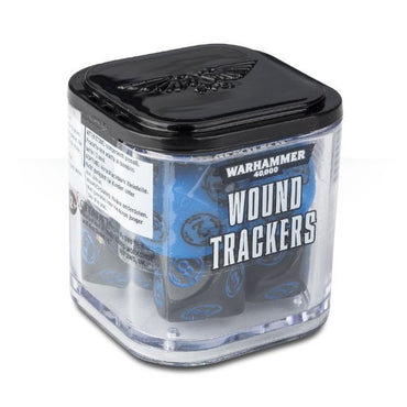 Wound Trackers Blue