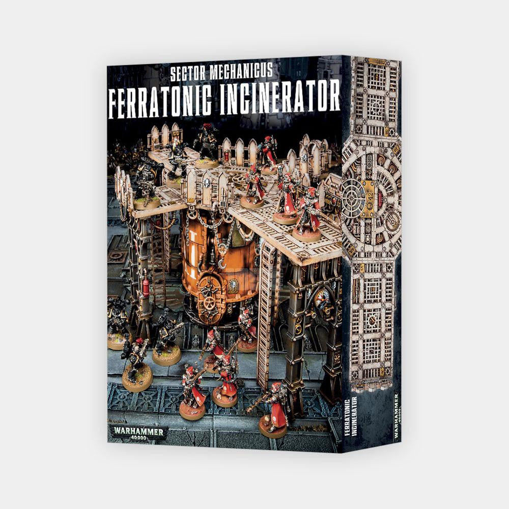 Sector Mechanicus Ferratonic Incinerator