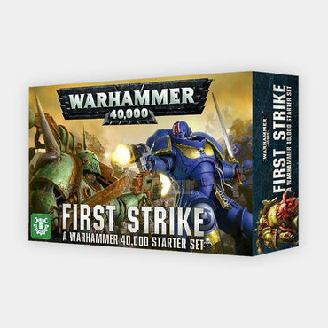 First Strike  Warhammer 40,000 Starter Set