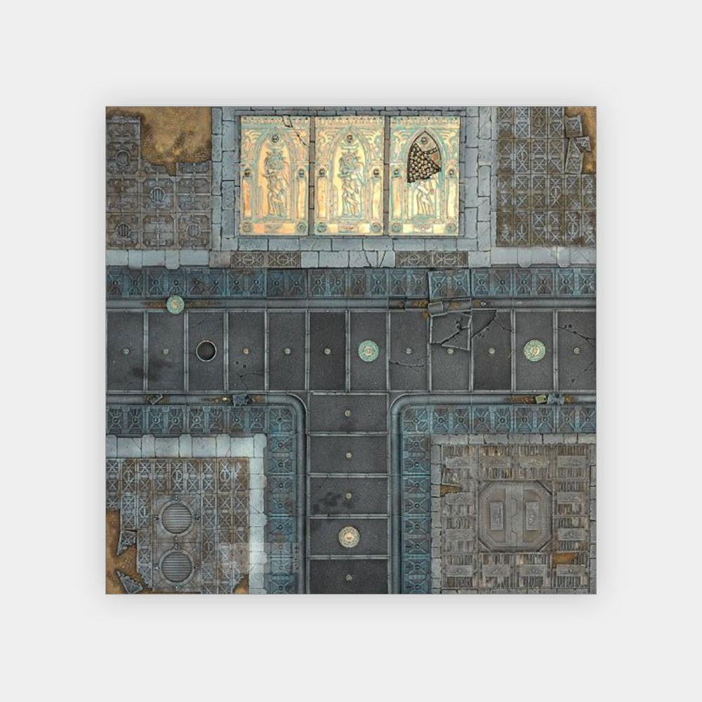 Citadel Realm of Battle: Sector Imperialis Gameboard