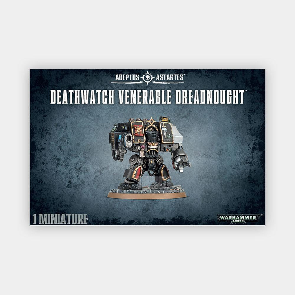 Space Marine Venerable Dreadnought