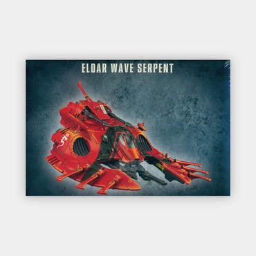 Eldar Wave Serpent