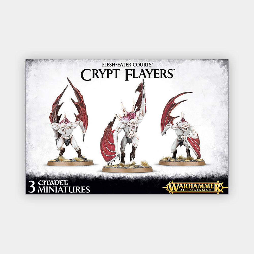Flesh-Eaters Courts Crypt Flayers