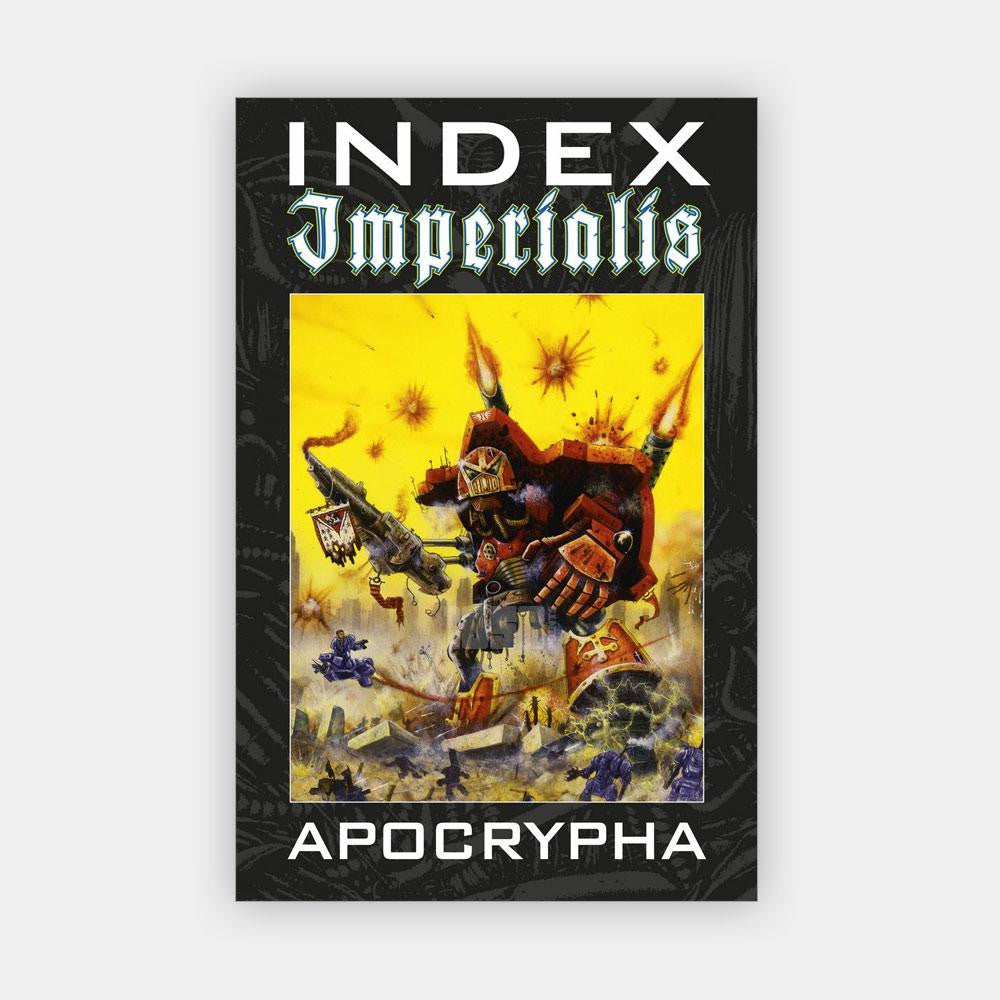 Index Imperialis: Apocrypha