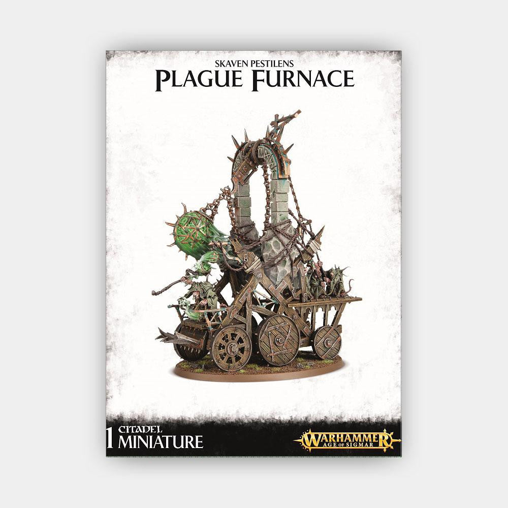 Pestilens Plague Furnace