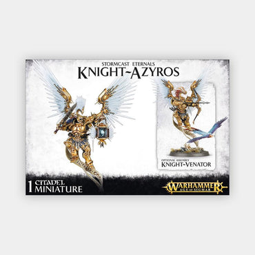 Stormcast Eternal Knight-Azyros
