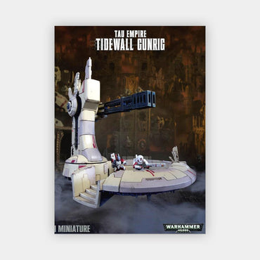 Tau Empire Tidewall Gunrig