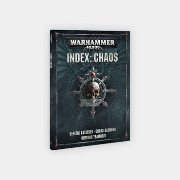 Warhammer 40000 Index Chaos