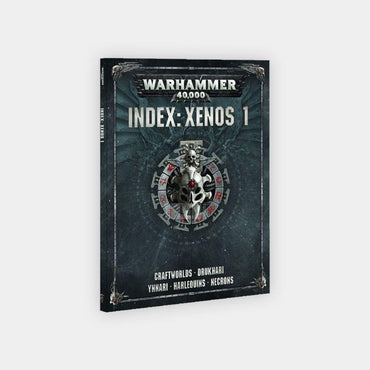 Warhammer 40000 Index Xenos 1