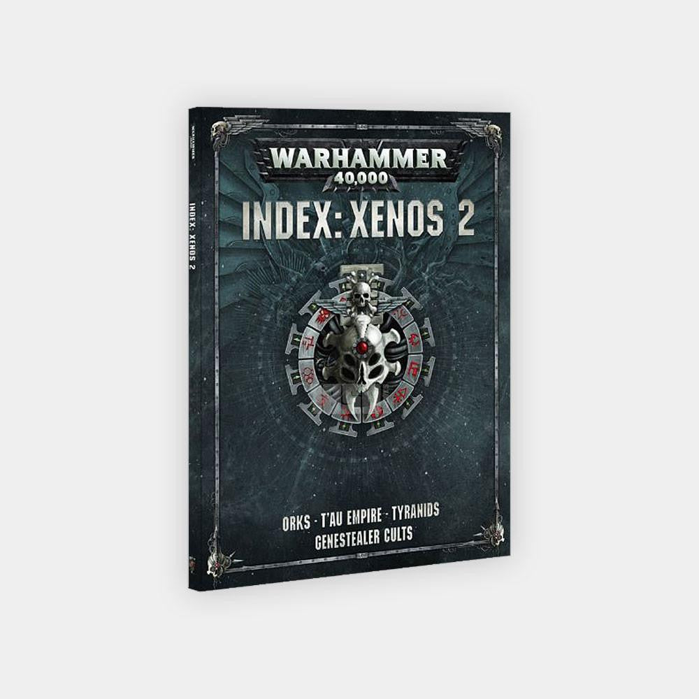 Warhammer 40000 Index Xenos 2
