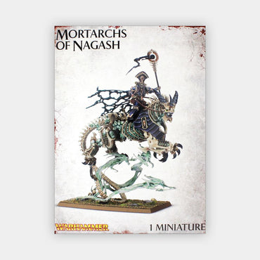 Warhammer Mortarchs of Nagash