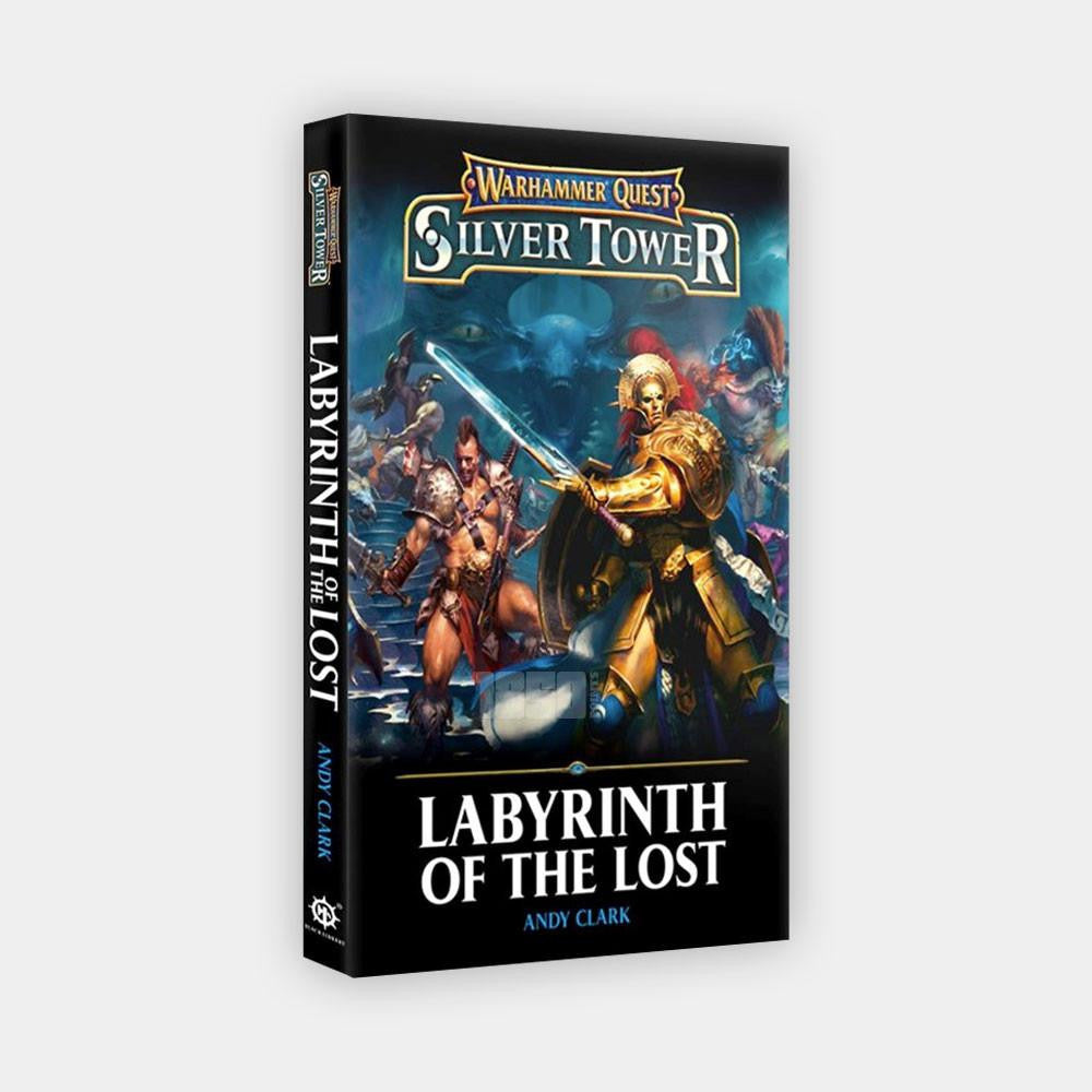 Warhammer Quest Silver Tower Labyrinth of the Lost
